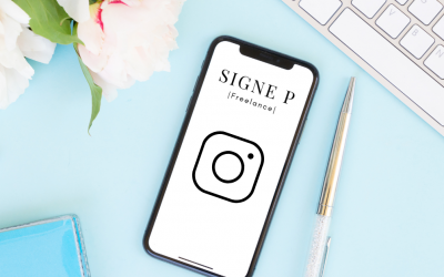 Få de bedst tips til din bio på Instagram